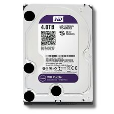 Western Digital WD Purple Surveillance 4TB SATA III 5 Hard Drive Internal WD HDD