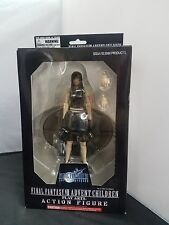 Final Fantasy VII Advent Children NO. 1 Tifa Lockhart Play Arts Figure - NISB