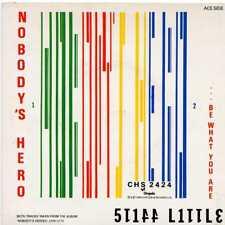 "STIFF LITTLE FINGERS ""NOBODY'S HERO"" UK 1980"