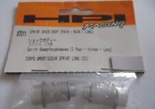 New HPI Shock Body/Damper Housing (Pair/Rear/Long) For Sprint 87011