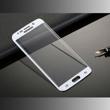 3D Curve Full Cover Tempered Glass for Samsung Galaxy S7 Screen Protector Silver