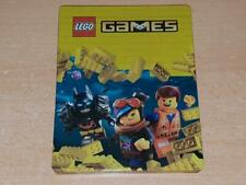 LEGO Games Limited Edition Steelbook Case Only G2 (NO GAME)