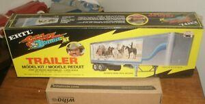 Ertl Smokey and the Bandit 2 Trailer Model