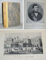 Antique Book First Forty-Niner Sam Brannan California Goldrush Mormon Scherer