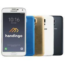 Samsung Galaxy S5 G900F 16GB Smartphone - Schwarz - Weiss- Gold - Ohne Simlock