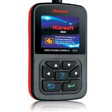 Icarsoft i810 OBD2 Herramientas de Diagnóstico Scanner Profesional Coche Incl.