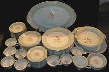 "Vintage 1950's Noritake ""Regina"" #5442 China Dinnerware & Serving Pieces"