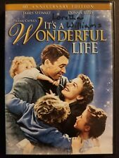 It's A Wonderful Life (DVD 2006) James Stewart Donna Reed 1946 Christmas Classic