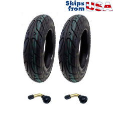 SET OF TWO: Scooter Tubeless Tire 3.50-10 For Adly Bintelli BREEZE 50 SPRINT 50