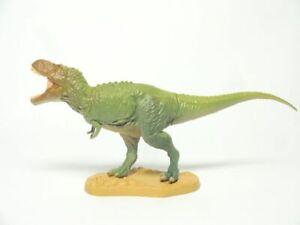 Kaiyodo the great exhibition of dinosaur sculpting Green T-rex PVC Model Figure