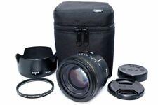 [N MINT] Sigma 30mm f/1.4 EX DC AF Lens For Pentax w/Case From JAPAN #210724