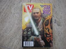 "Special Issue ""STAR WARS"" TV Guide Magazine May 1999 New York Edition"