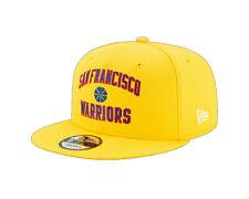 Golden State Warriors New Era 9FIFTY NBA Adjustable Snapback Hat Cap HWC 950