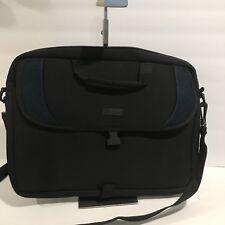 Targus black Padded laptop bag/ Adjustable Strap 16W X 12H