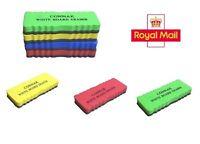 Magnetic Whiteboard Eraser Wipe Dry Board Marker Cleaner Magnets