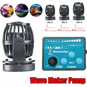 Jebao Wave Maker Pump Aquarium Fish Tank with Controller SW-2 SW-4 SW-8 SW-15