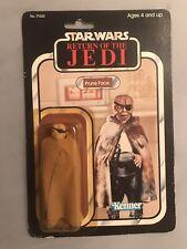 vintage star wars prune face Return Of The Jedi