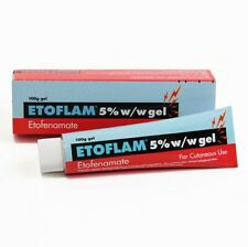 2 x Etoflam Gel 5% Osteoarthritis and sports injuries.