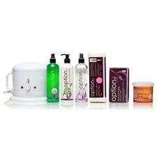 Hive of Beauty mini de cera calentador 0.5 litro Cálido miel Wax Depilación kit