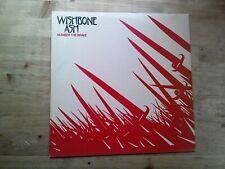 Wishbone Ash Number The Brave Excellent Vinyl LP Record MCF 3103