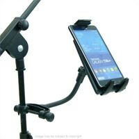 Quick Release Robi Music Microphone Stand Tablet Holder for Galaxy Tab 4 7.0