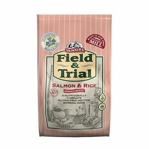 Skinner's Field & Trial Complete Tasty Dry Adults Dog Food Salmon and Rice 2.5kg