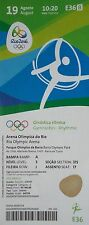 TICKET 19.8.2016 Olympia Rio Finale Rhythmische Sportgymnastik # E36