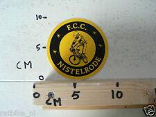 STICKER,DECAL BMX CYCLE FCC NISTELRODE