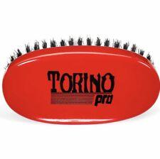 Torino Pro Wave Brush # 1000  King  MEDIUM HARD Oval Palm 360 Waves TESTED OPEN