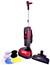 4-in-1 Hard Surface Floor Cleaner Scrubber Polisher Vacuum 23 ft. Power Cord