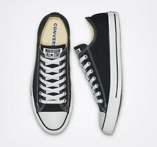 Converse Chuck Taylor All Star OX Low Top Black NEW IN BOX