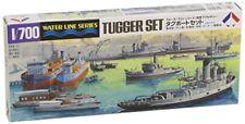 Model_kits 1/700 Water Line Series Tugger Set Plastic Model Kit Japan NEW SB