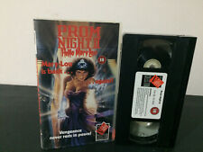 PROM NIGHT 2 II: Hello Marry Lou VHS Tape – 80's Horror Zombie Video Collection