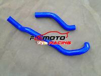 Silicone radiator hose for NAVARA D40 2.5L YD25 TURBO DIESEL 2005-2008 06 BLUE