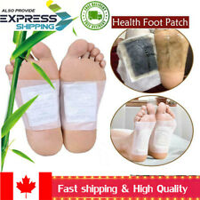 50Pcs Detox Foot Pads Sleep Beauty Patch Toxins Detoxify Keeping Fit Adhesives
