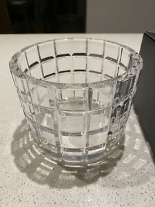 Orrefors Crystal Legend Bowl New With Box