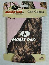 Pink Camo Mossy Oak Break-Up Koozie Drink Can Coozie Camouflage Neoprene