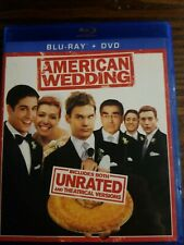 American Wedding (Blu-ray/DVD, 2012, 2-Disc Set) Preowned.. Very good Condition