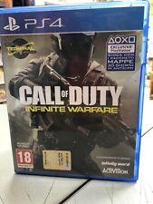 Call Of Duty Infinite Warfare Ita PS4 USATO GARANTITO