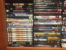 80's movies. *240 PICK and CHOOSE 240* 80s dvd lot--Save on Shipping 1980's