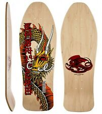 Powell Peralta Steve Caballero NOS deck old school reissue natural 11th series