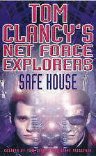 Pieczenik, Steve,Clancy, Tom, Tom Clancy's Net Force Explorers 10: Safe House, V