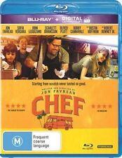 Chef (Blu-ray, 2014)