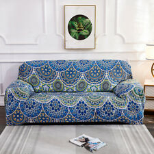 Bohemian Elastic Sofa/Couch Covers for Vintage Romantic Liberty Furniture Decor