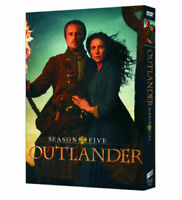Outlander Season 5 (DVD 4-DISC) Brand New Sealed seal Fast Shipping US Seller