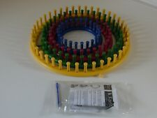Knifty Knitter A New Experience In Knitting  Loom Set