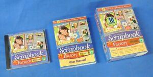 Scrapbook Factory Deluxe Version 4 Art Explosion Nova Development 2007