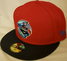 NWT NEW ERA Lakewood Blueclaws 59FIFTY size 7 1/4 fitted cap hat MiLB baseball