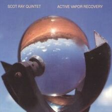 Active Vapor Recovery by Scot Ray (CD, Mar-2005, Cryptogramophone)