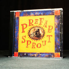 The Best Of Prefab Sprout - A Life Of Surprises - music cd album